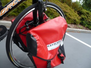 a good look at the axiom bags, these will be fully loaded for the trip.